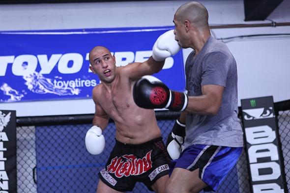 Brandon Vera MMA Training 5