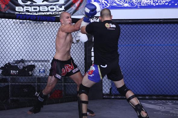 Brandon Vera MMA Training 7