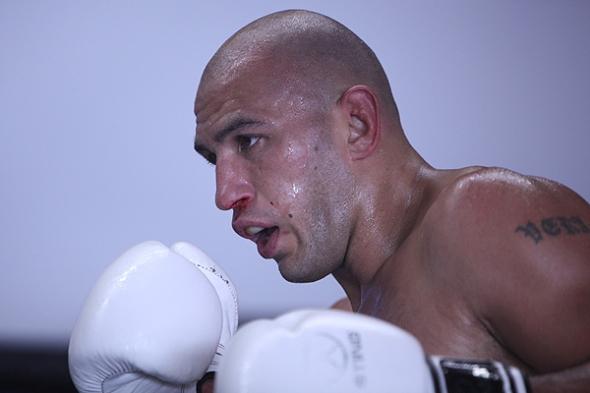 Brandon Vera MMA Training 8