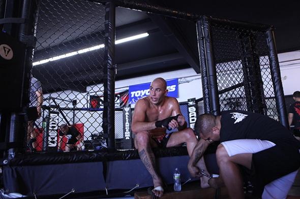 Brandon Vera MMA Training 9