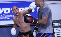 Brandon Vera UFC Training thumbnail 2