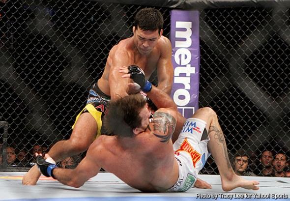 Machida Knocks out bader