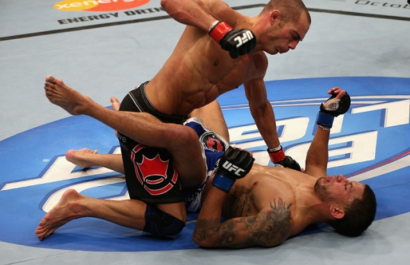 Swick Knocks out DaMarques pic