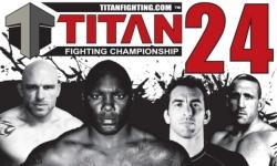 Titan FC 24 fight card thumbnail 2
