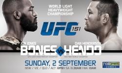 UFC 151 bones vs hendo poster thumbnail 2