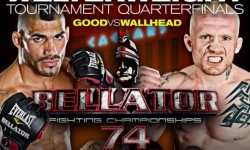 Bellator 74 Fight Card and Schedule In Atlantic City (Sept 28 on MTV 2)