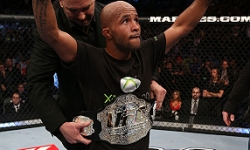 Johnson UFC flyweight belt thumbnail 2