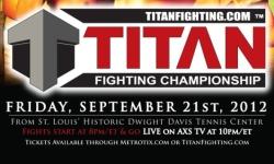 Titan FC 25 Poster thumbnail 2