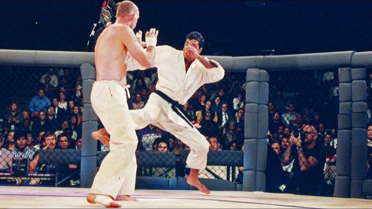 Royce Gracie UFC 1